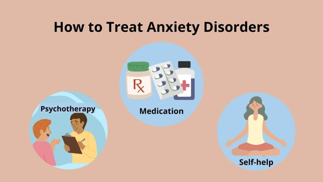 How To Treat Anxiety Easily